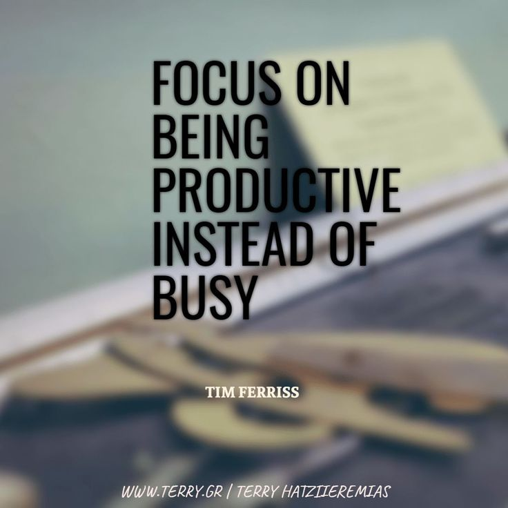 Focus on being productive instead of busy. #TimFerriss #TheTimFerrissShow @timferriss Double tap if you like follow @psychologymastery for more! #thepdproject #attitude #successdosedaily #psychologymastery #success #picoftheday #determination #entrepreneur #exercise #physique #transformation #strength #calisthenics #growthhacking #successtips #professionaldevelopment #successmindset #entrepreneurquotes #successstory #businesstips #entrepreneurial #publicspeaking #socialmarketing