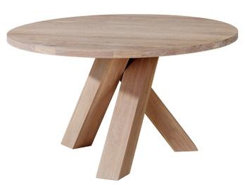 tafel round van goossens