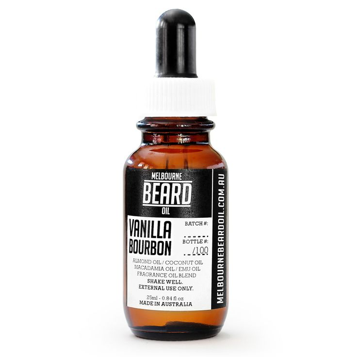 Products   Melbourne Beard Oil