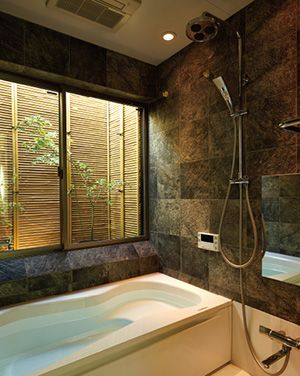 No.1 | Half Bath(ハーフバスゼロハチ) | リフォーム・新築事例集 | 浴室 | 商品を選ぶ | TOTO