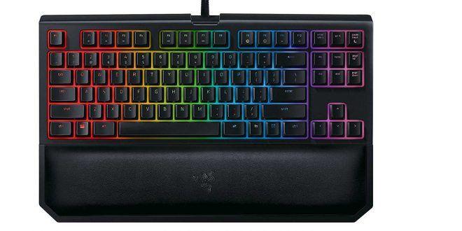 Razer BlackWidow Tournament Edition Chroma V2 TKL Keyboard Announced