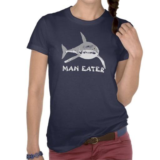 Great White Shark Tshirts