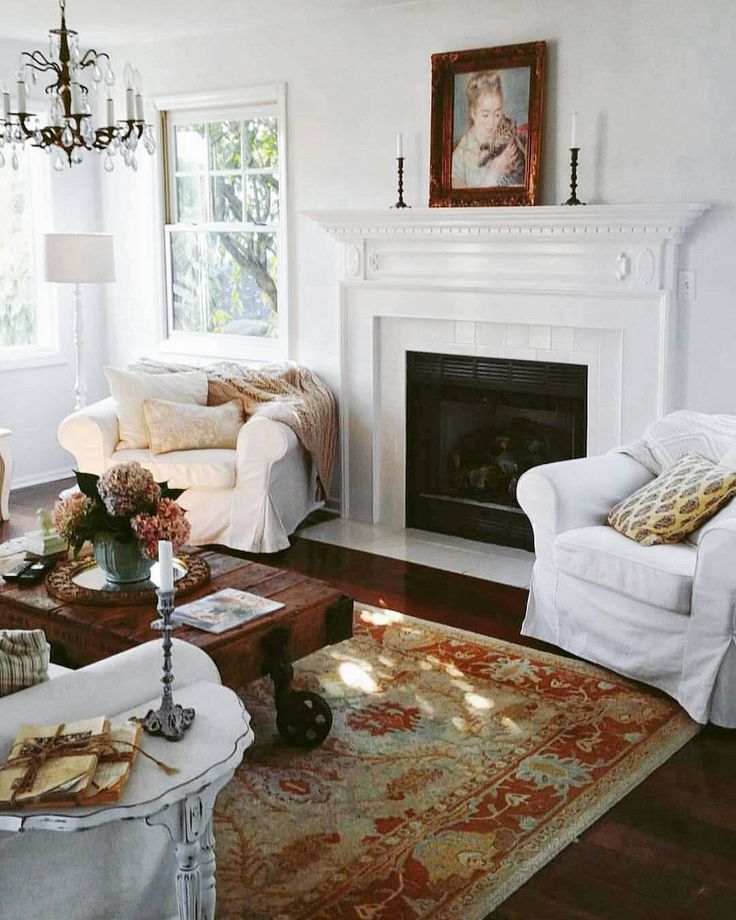 4845 Best ***Cozy Cottage Living Rooms*** Images On