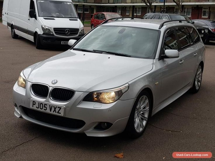 BMW 525I M SPORT TOURING E61 FULLY LOADED ( 1 DAY LISTING ONLY ) NO RESERVE!!!! #bmw #525 #forsale #unitedkingdom