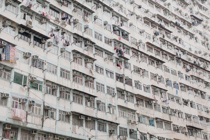 HONG KONG PUZZLES on Behance
