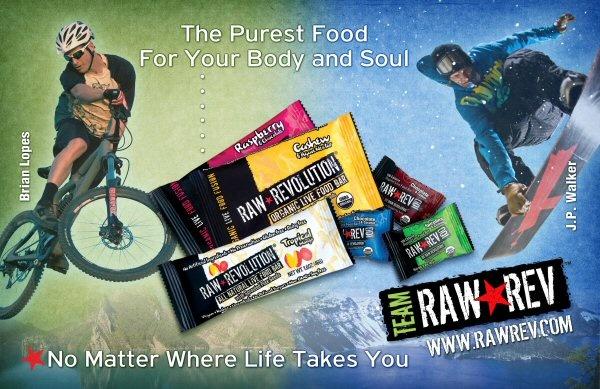 Raw Revolution Bars: Revolutions Bar, Snacks Bar, Food Bars