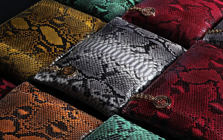 Amsterdam Model Hand-painted python exotic stylish clutch.  Shop at http://cashhimi.com/catalogsearch/result/?q=amsterdam