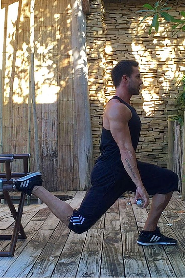The Do It Anywhere Workout Routine For Men And Women