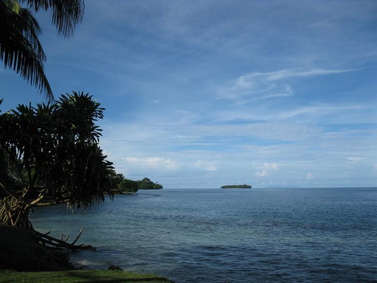 Jais Aben Resort, Madang <3
