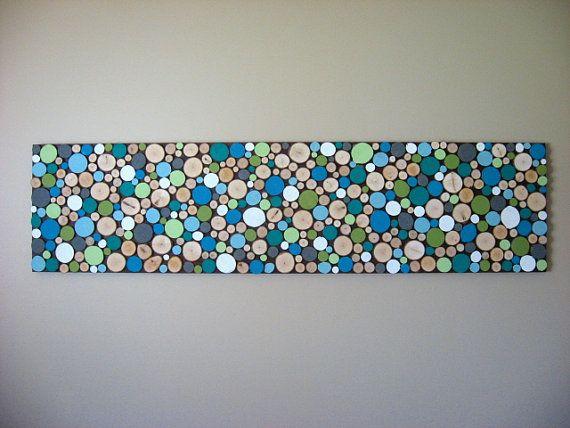 slice wood art