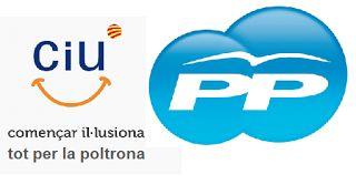 WEBSEGUR.com: EL PACTO ENVENENADO CiU-PP