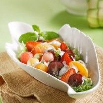 FRESH FRUITS SALAD RECIPE