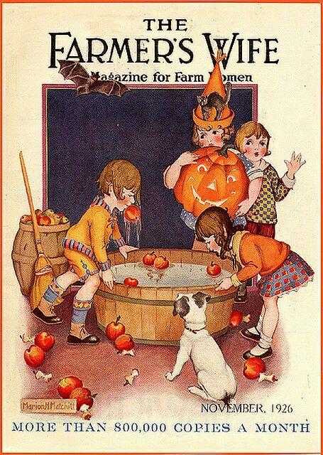 Vintage Halloween Magazine