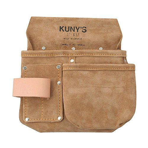 Amazon | KUNY'S(クニーズ) AP-617 腰袋片側 | 腰袋・釘袋