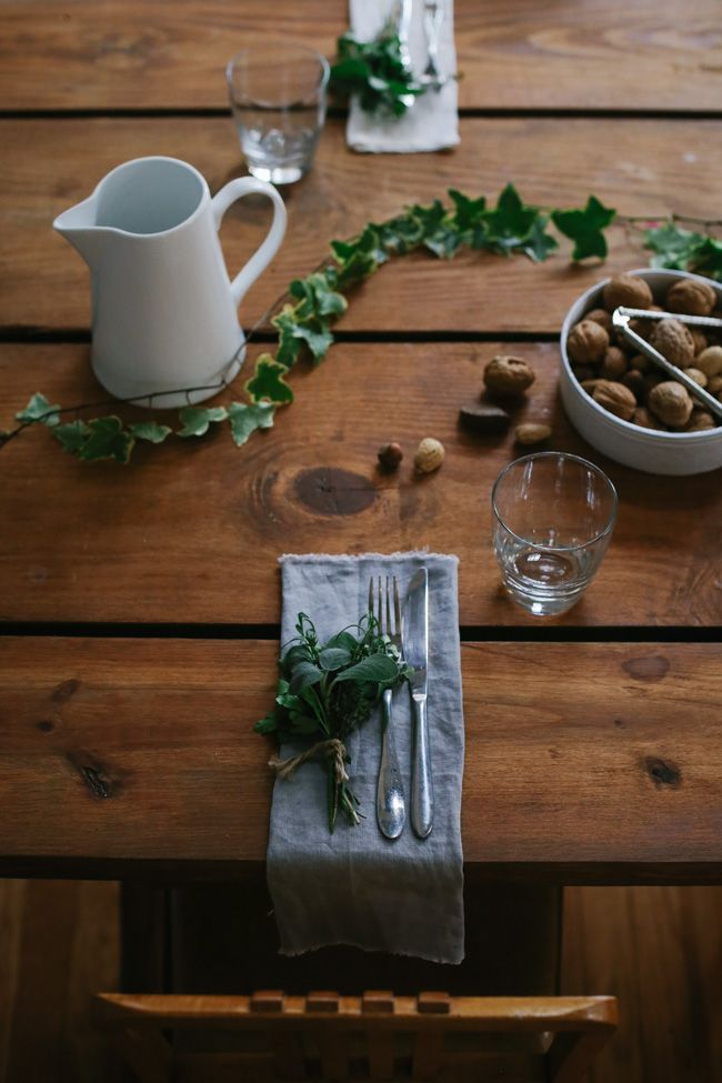 A Harvest Dinner | lean + meadow