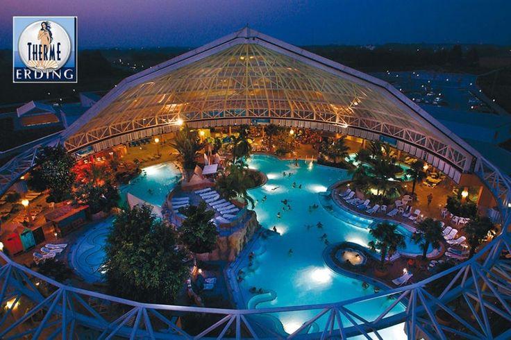 Kurzurlaub mit der Familie - Therme & Rutschparadies GALAXY in Erding & Übernachtung im 4* Hotel - 2 Tage ab 65 € | Urlaubsheld.de