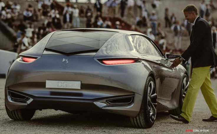 Citroen 'Divine DS' Concept Car Points Way Forward for Growing DS Brand