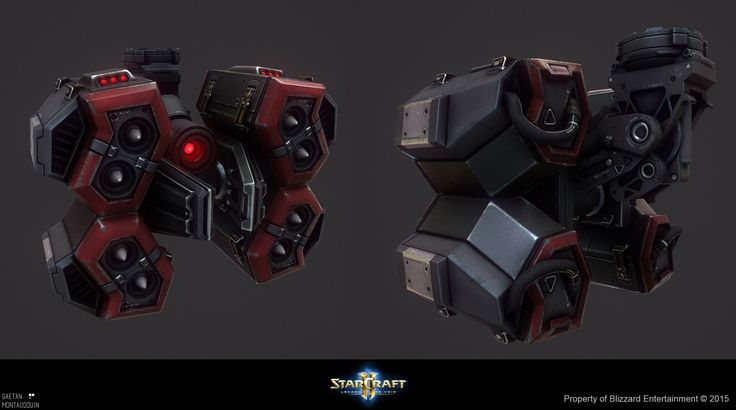 StarCraft 2 Legacy of the Void Art Dump! - Page 2 - polycount