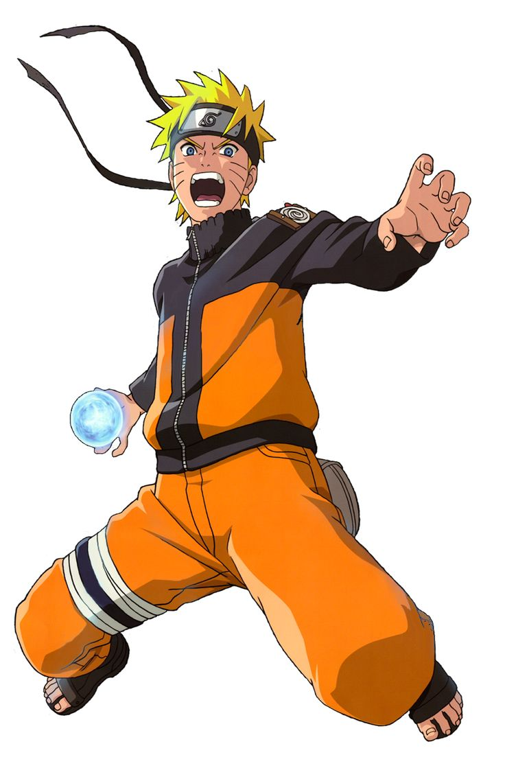 Quiz Result: Which Naruto character are you most like?