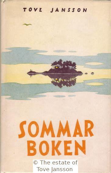 Tove Janssons Sommarboken. Blir lugn och tankfull av den. Saknar Öland och finlandshuset på ett kick!