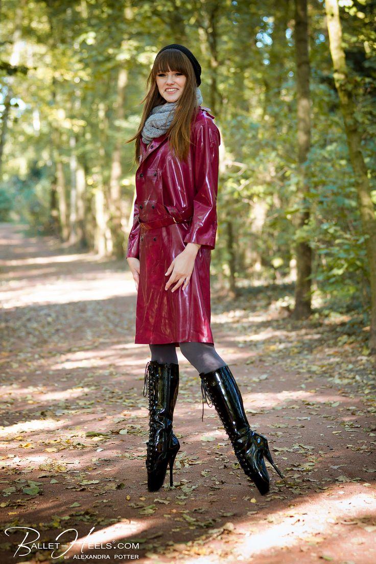 Alexandra Potter, Female Secret, Ballet Heels, Fet Public, Amazing ...