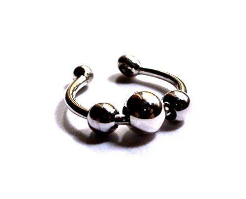 Illusion Non-pierced Earring, Clip on Ball Fine Silver 10... https://www.amazon.com/dp/B00ZFTGVLS/ref=cm_sw_r_pi_dp_x_FFJIyb43V6XSC