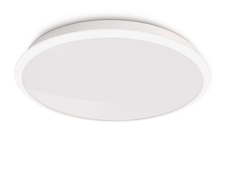 Philips myLiving Denim LED-Wand- und Deckenleuchten können sowohl an Decken als auch an Wänden angebracht werden. Diese Leuchten sind energiesparender als viele andere Modelle. Die Leuchte aus Nickel hat eine lange Lebensdauer und ist...