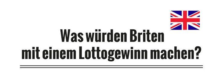 Was würden unsere Insel Freunde mit einem Lottogewinn machen? Da die Briten ganz viel Wert auf Mode legen, kommt es als keine Überraschung, dass viele von den mit ihrem Gewinn Designermode kaufen würden besuchen Sie Hier: http://euromillionsspielen.com/was-kann-man-mit-einem-lottogewinn-machen/wurden-die-briten-mit-einem-lottogewinn-machen/