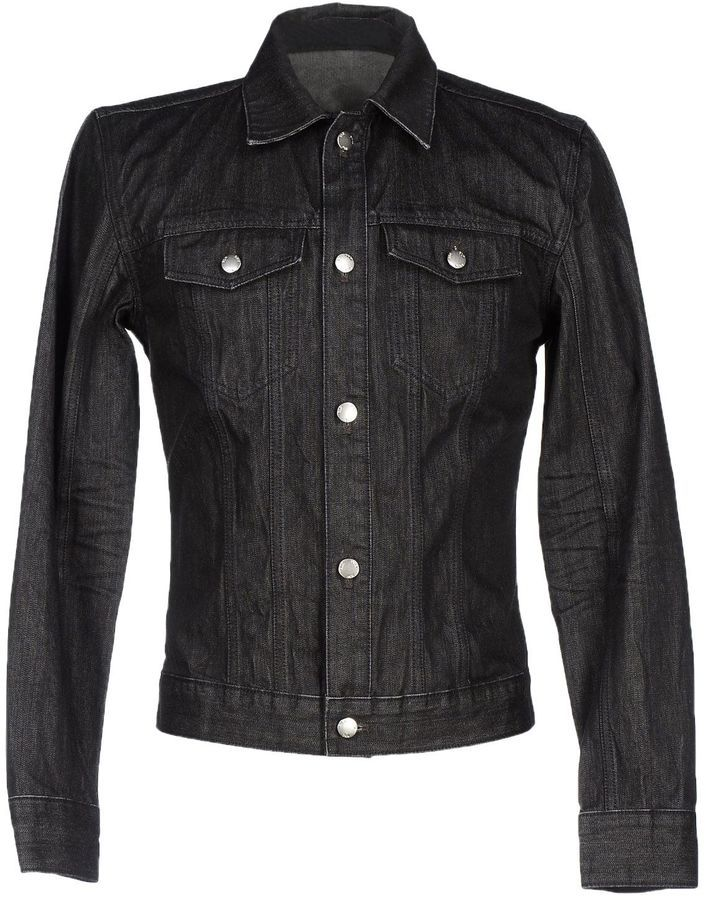 BLK DNM Denim outerwear