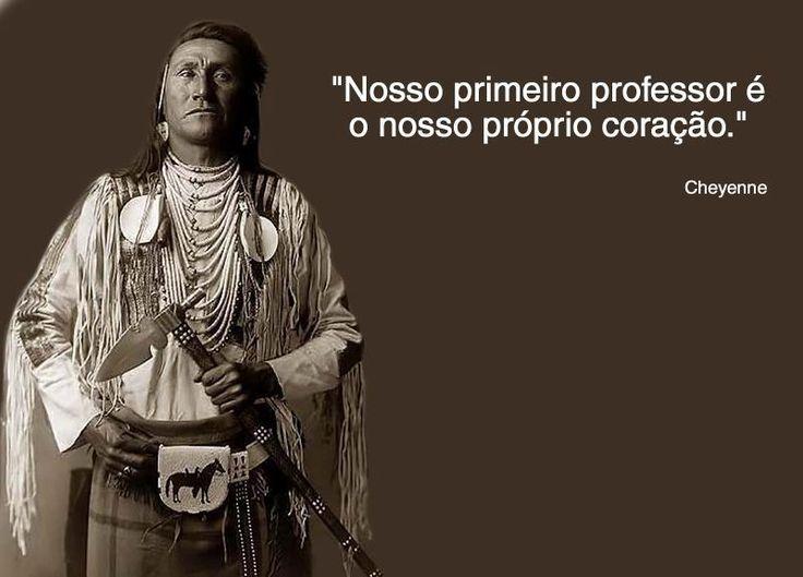 Muitas vezes 8 melhores imagens de Frases e citações Indígenas no Pinterest  EL92