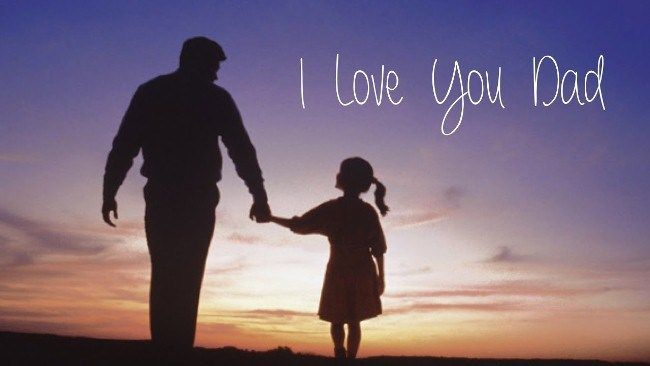 Happy Father's Day Images With Flowers 2018 Download    #happyfathersday2018 #fa...