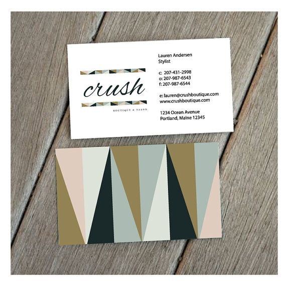 7 best business cards do it yourself images on pinterest diy printable business card double sided business card instant download 1800learn to solutioingenieria Gallery