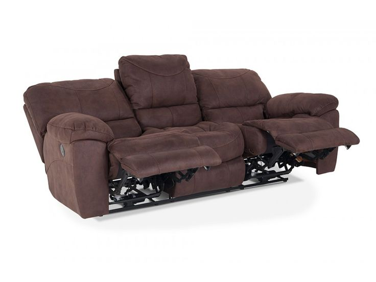 Optimus Power Reclining Sofa & Recliner