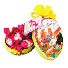 Nostalgic Easter Egg with Marzipan Treats
