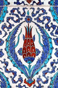 another beautiful turkish tile