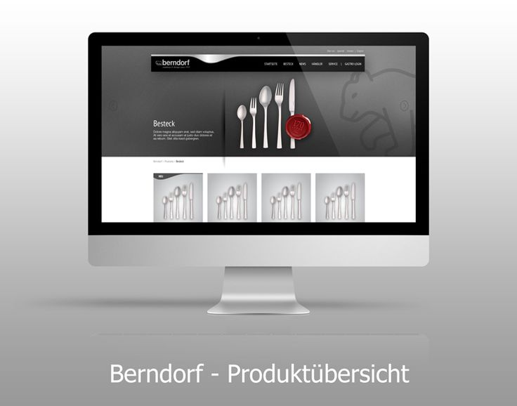 Homepage - front product overview