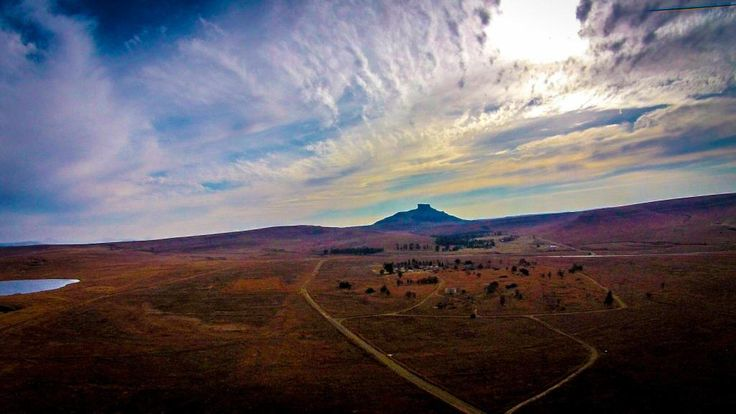 Harrismith, South Africa ;