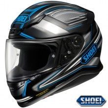 Shoei NXR Dominance Blue - nice looking lid, come with an equally hot price!! $800 http://www.bikebiz.com.au/products/Shoei-NXR-Dominance-Blue.html