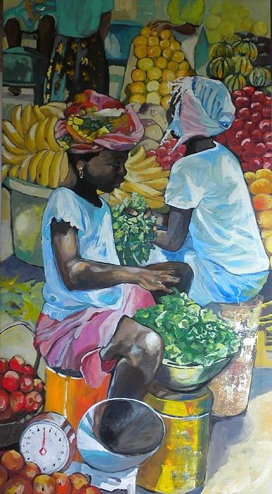 Caribbean market