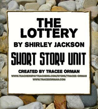 "essay on the lottery theme - irony in the story the lottery by shirley jackson in shirley jackson's ""the lottery"" irony is an underlying theme used throughout the story the setting is introduced as a ""clear and sunny"" day, but ends with the brutal death of a housewife (715."