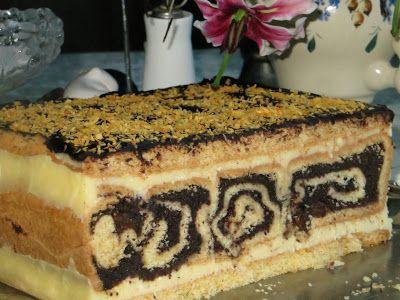 Domowe+ciasta+i+obiady:+Ciasto+Makowe+roladki+w+masie+serowej