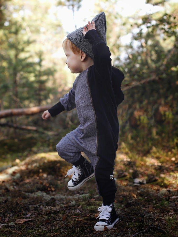 Mainio Clothing AW14 - Cool organics for kids | KID