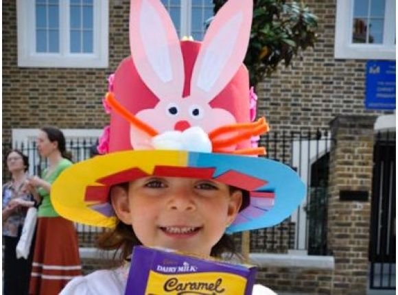 how to make a boys easter bonnet