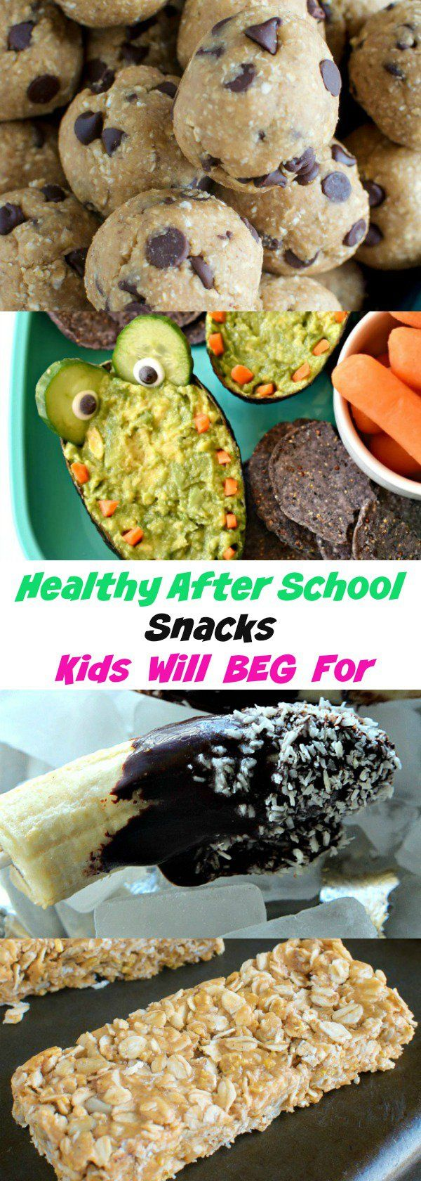 Healthy After School Snacks Kids Will BEG For-2