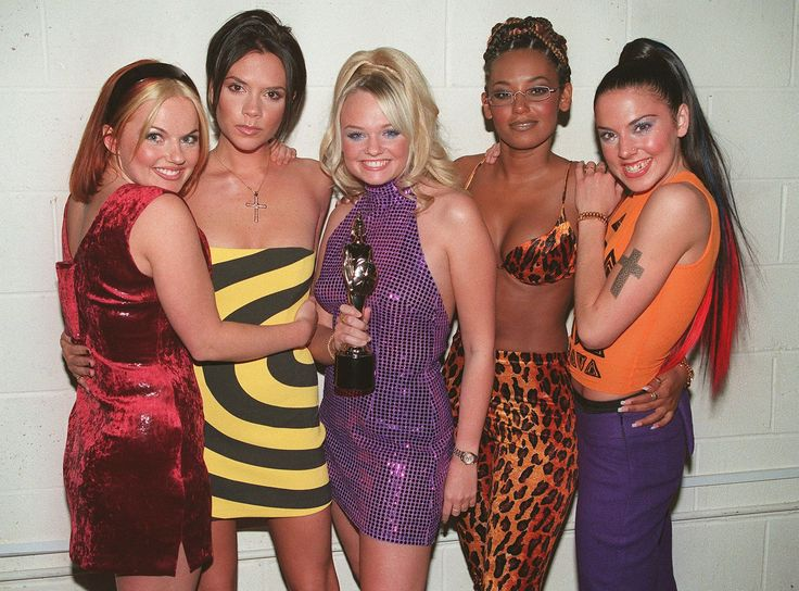 How Did The Spice Girls Get Their Nicknames? Mel B Breaks It Down