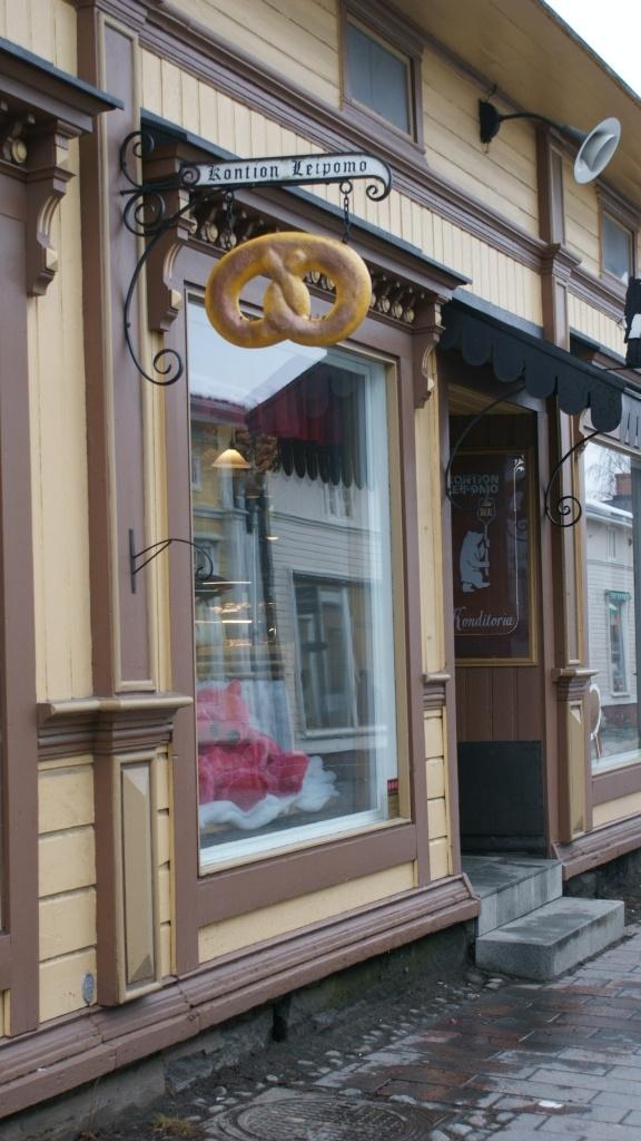Kontio kahvila, Old Rauma, Finland