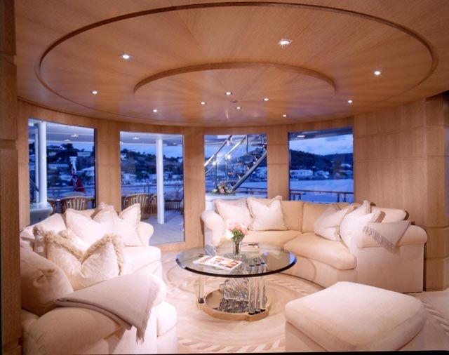 25+ Best Ideas About Luxury Yacht Interior On Pinterest