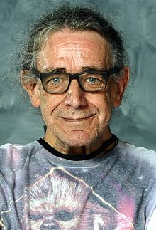 Peter Mayhew 2015. Peter plays Chewbacca in all the Star Wars Movies. He is actually 7 foot 3 inches tall in real life!