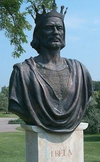 Bela of Hungary