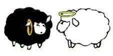 Bethany sister tattoo?? haha i'll be the black sheep ;)
